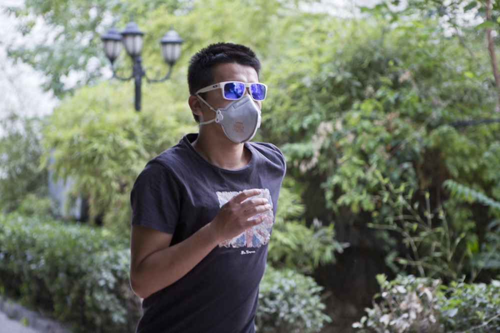 7 Ways to Combat Air Pollution and Remain Fit