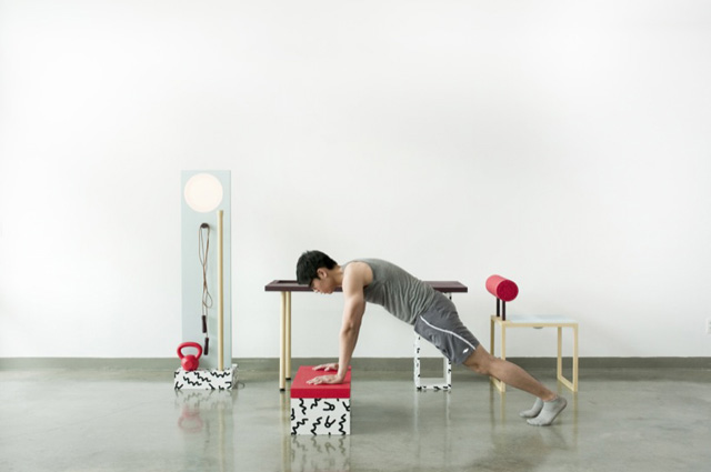 Furniture: The hidden gym