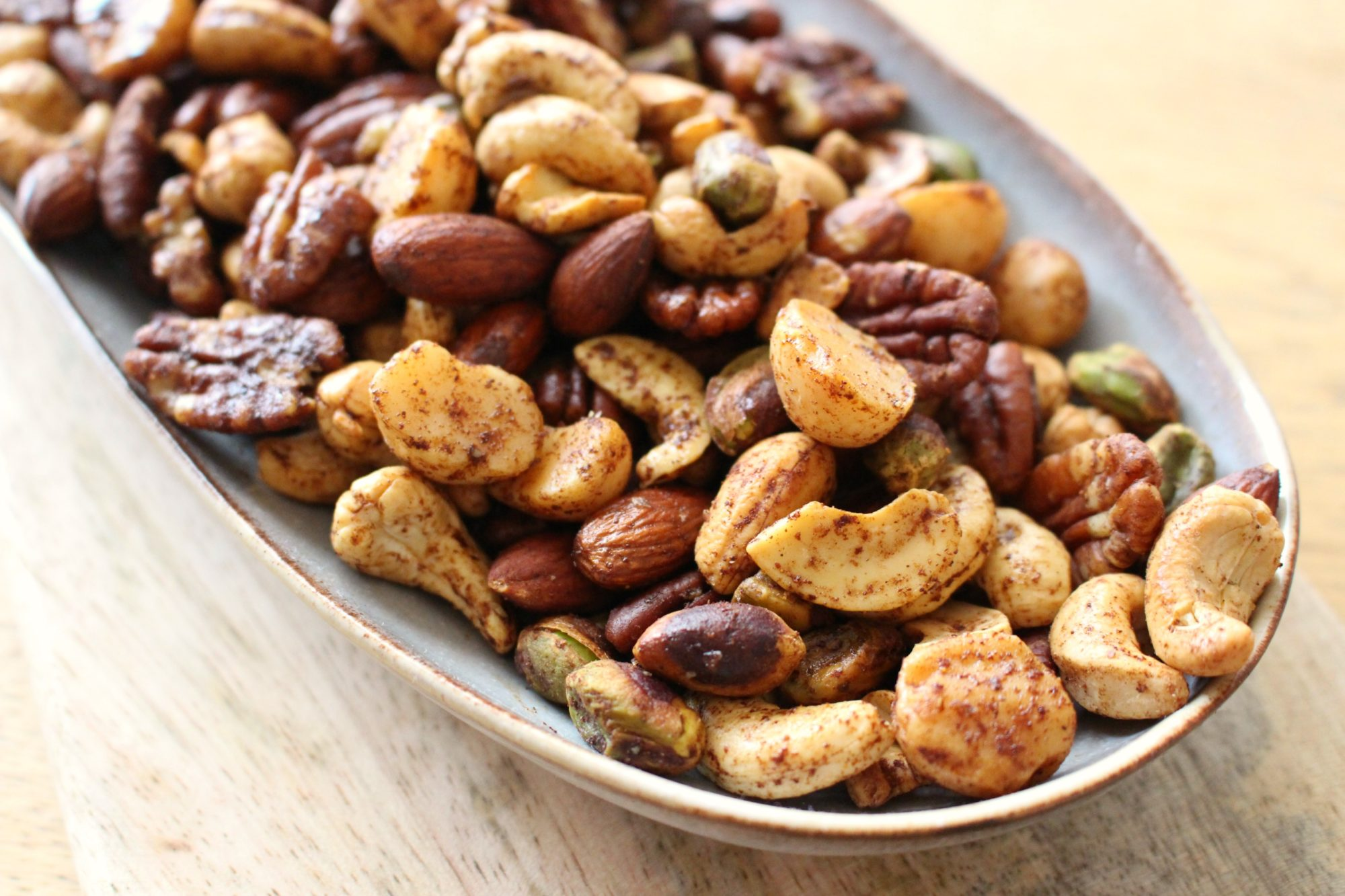 Going Nuts for Nuts This Winter
