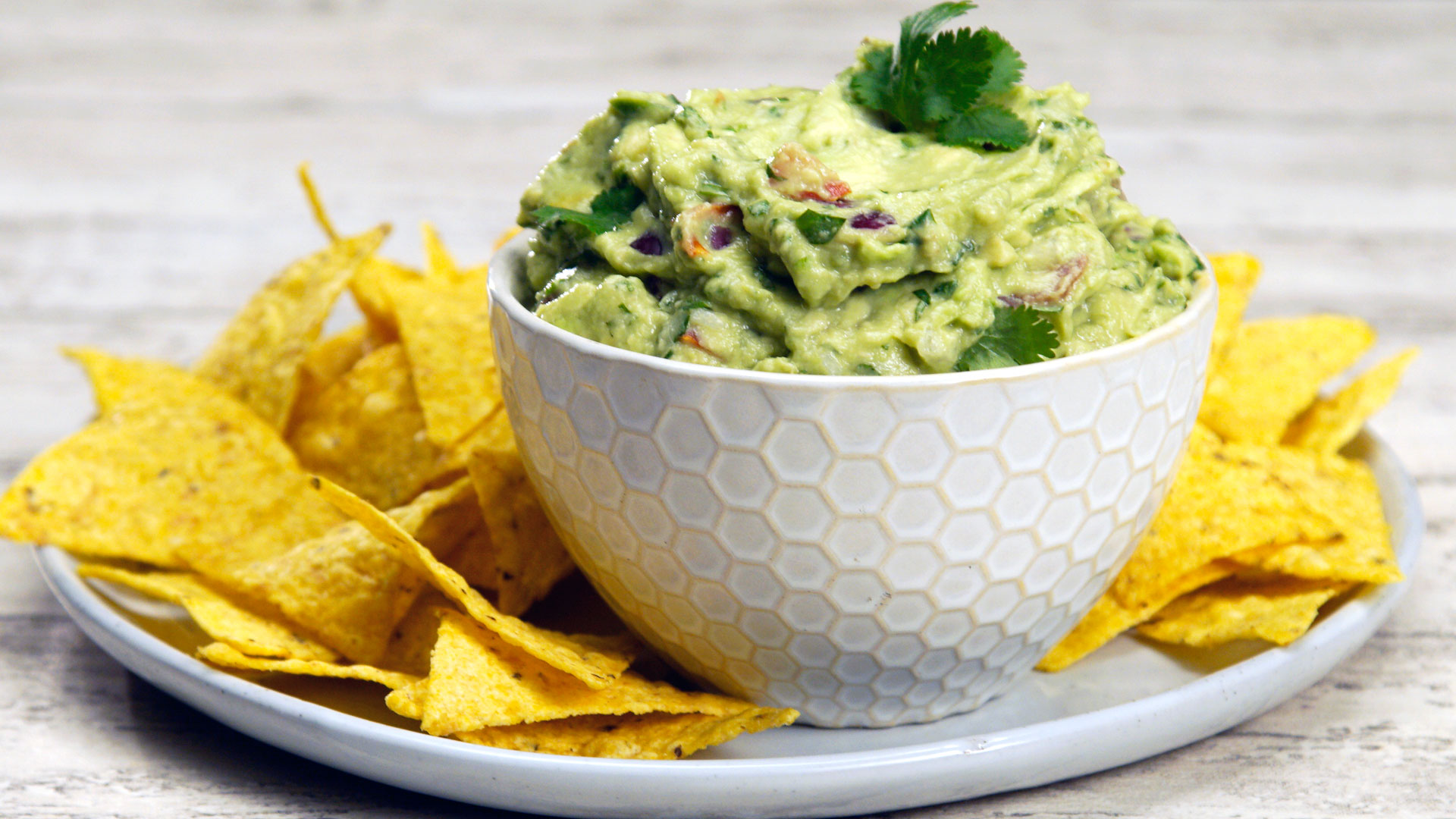 3 And A Half Recipes: Guacamole
