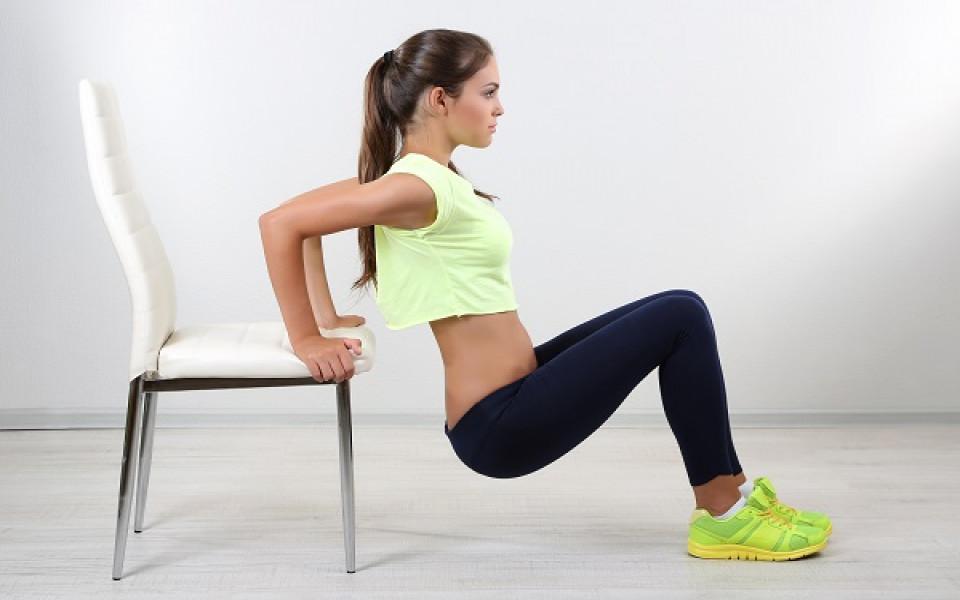 5 Best Chair Exercises | Ashishh Gupta