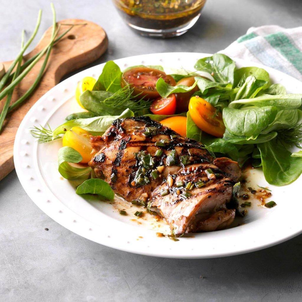 Herbed Balsamic Chicken | Ashishh Gupta