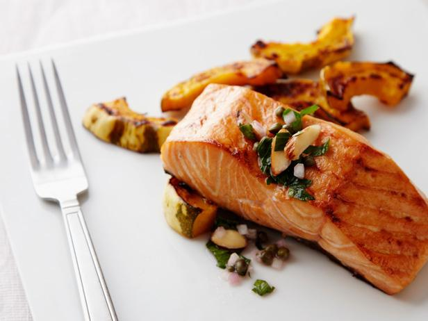 3 And A Half Recipes - Oven Baked Salmon
