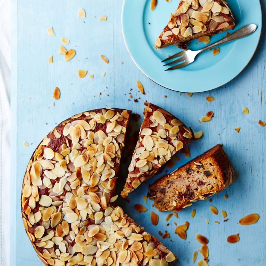 3 And A Half Recipe - Flourless Honey-Almond Cake | Ashishh Gupta