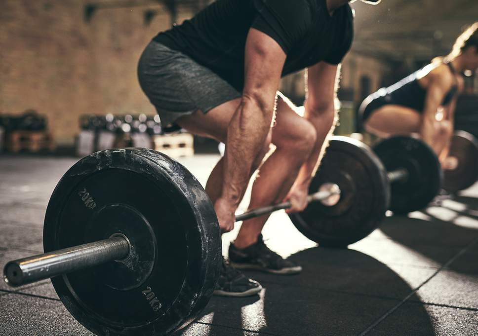 Weight Training to aid Weight Loss!